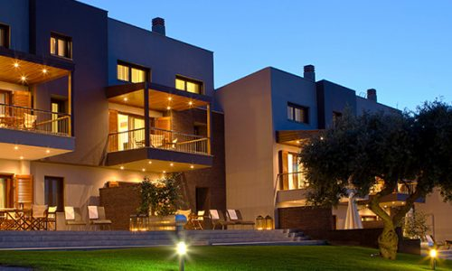 Athos Villas – Luxury Seaside Villas