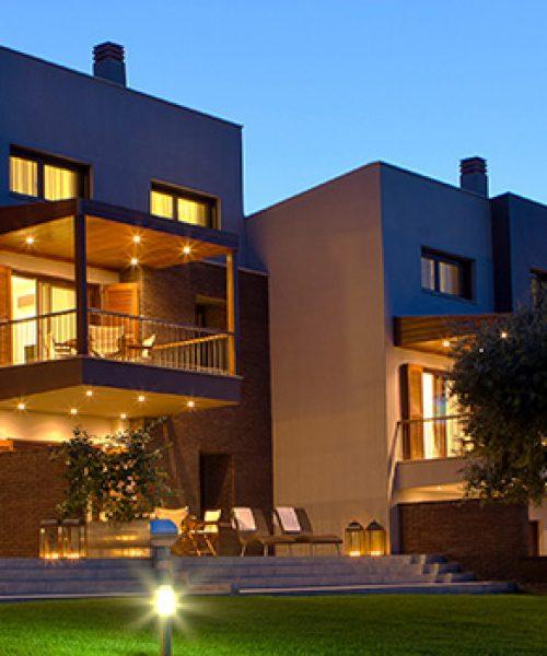 Athos Villas – Luxury Seaside Villas