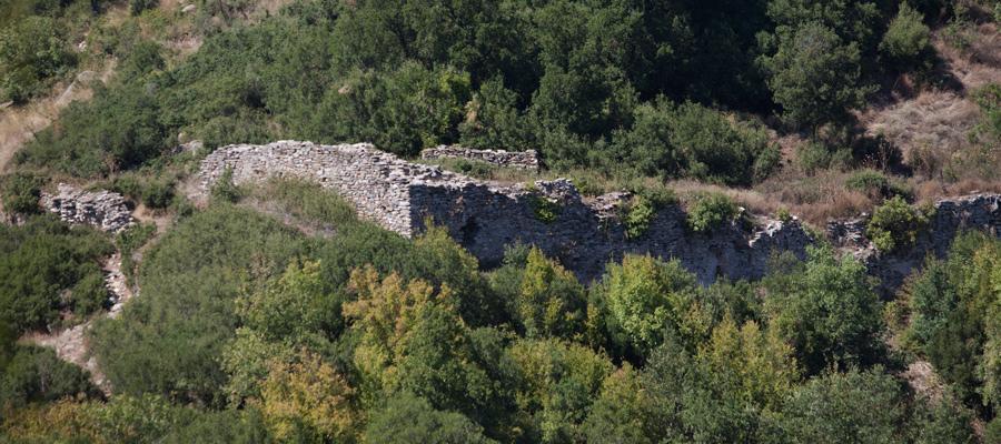 Mount Athos Area Organization Ancient Sites