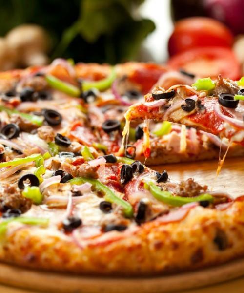 ΘΑΛΑΣΣΑ pizzeria / all day café beach bar