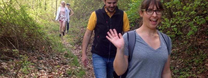 Mακεδονικές περιπατητικές περιηγήσεις στη σκωτσέζικη τουριστική σκακιέρα