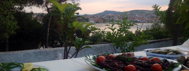 Αλησμόνητες γεύσεις από τις Αλησμόνητες Πατρίδες κατά την τέταρτη εβδομάδα του Mount Athos Area KOUZINA 2015