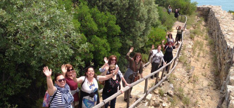 Σημείο αναφοράς της ελληνικής προώθησης στη Σκανδιναβία ο «Αριστοτελικός Περίπατος»