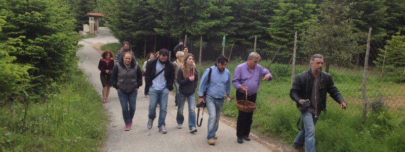 Δεύτερο γραφείο θεματικού τουρισμού από το Walking Federation του Βελγίου εντάσσει τμήματα προαθωνικών περιπατητικών περιηγήσεων στο πρόγραμμά του!