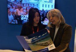 Η Ανατολική Χαλκιδική στη διεθνή τουριστική έκθεση FITUR της Μαδρίτης