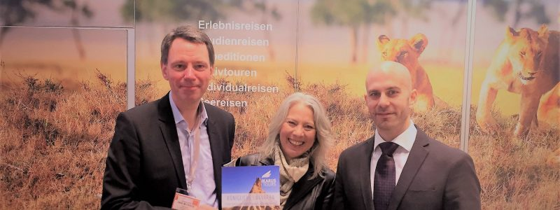 Success Story στο Βερολίνο για την Ανατολική Χαλκιδική!