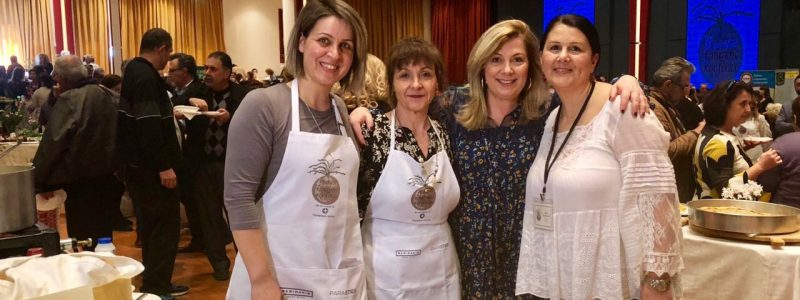 Η συμμετοχή του Αγροτουριστικού Συνεταιρισμού Γυναικών Βαρβάρας στο Φεστιβάλ Κρητικής Κουζίνας!