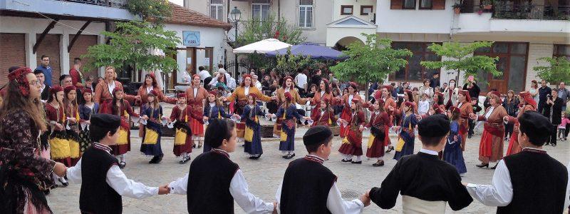 H γιορτή του αρνιώτικου λουκάνικου!