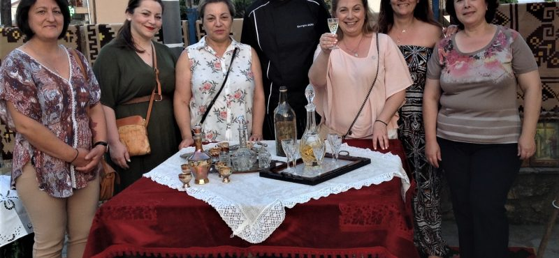 Με ψυχή και αγάπη «το δείπνο των Σιδηροκαυσίων» στα Στάγειρα!
