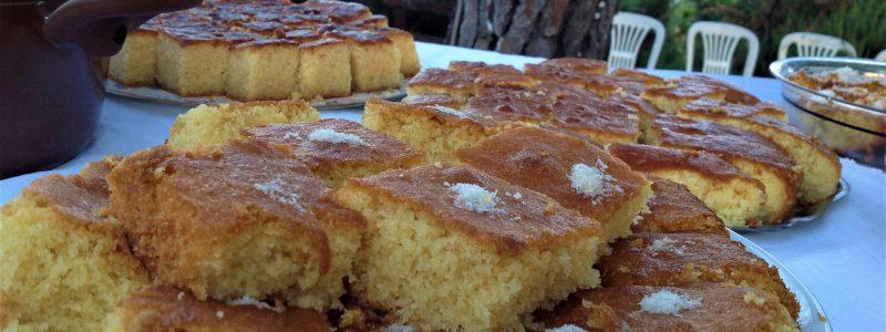 Ταπεινά θρησκευτική «η γιορτή των ανατολίτικων πικάντικων γεύσεων» στο Στρατώνι