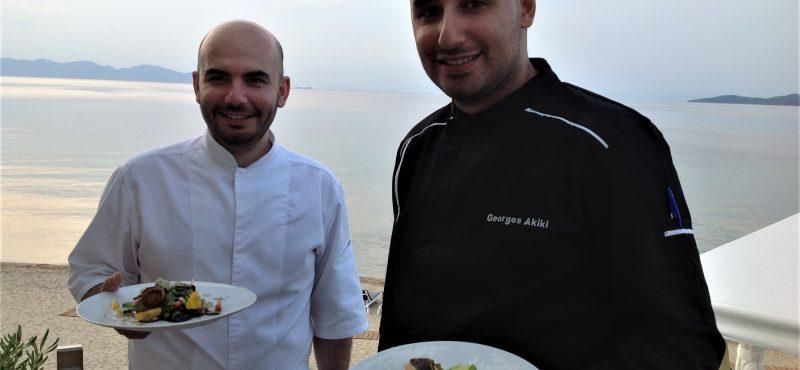 Φινετσάτη και αριστοκρατική «η γιορτή της Μεσογείου» στο Avaton Luxury Villas Resort!