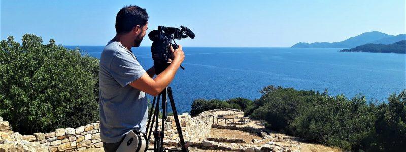 «Το έργο του Αριστοτέλη» στη γαλλική τηλεόραση