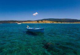 Πράσινα Μεσογειακά Νησιά στην ίδια γεωγραφική παράλληλο!