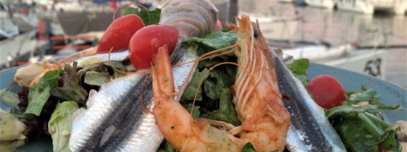 Θαλασσινή KOUZINA, Αιγαιοπελαγίτικη διατροφή, Καβαλιώτικη Γαστρονομία!