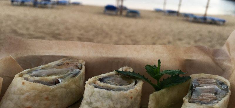 Λίγο Street Food, Λίγο Θάλασσα και πολύ Αμμουλιανή!
