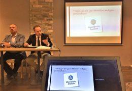Με συνέχεια και συνέπεια το Forum Διαβαλκανικής Συνεργασίας του Δήμου Αριστοτέλη  προωθεί το σχέδιό του για τον πολιτισμό