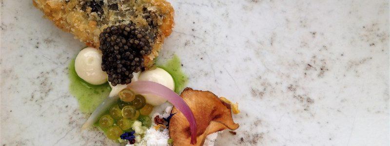 Κροατική κουζίνα στο Mount Athos Resort: σαν κέντημα!