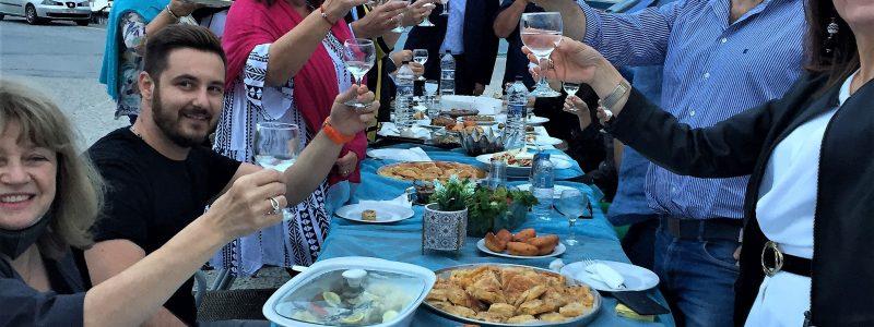 Τραπέζι της Ιερισσού, Τραπέζι της Μεσογείου…