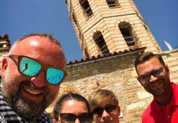 Ταξίδι εξοικείωσης για Πολωνούς εκπροσώπους Τύπου «στην καρδιά του ελληνικού καλοκαιριού»