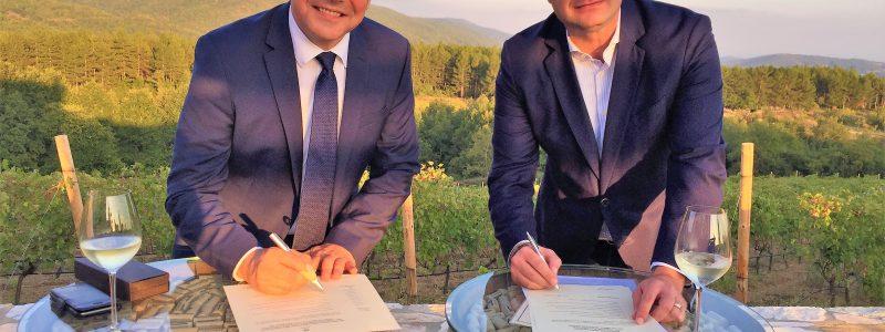 Ολοκληρώθηκε η οινική δικτύωση του Δήμου Αριστοτέλη  με το Δήμο Freiburg της γερμανικής Βάδης Βυρτεμβέργης